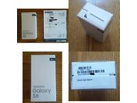 Brand new Samsung Galaxy S6 Never Opened with 23 month guarantee