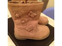 Brand new never worn girls boots