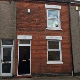 Modern 2 bedroom house to rent, Julian Street, Grimsby, £110 per week Housing benefit welcome