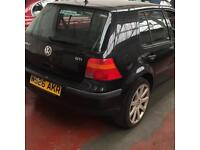 Vw Golf 1.4 - Low Mileage