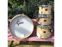 Gretsch Jasper USA vintage drum kit