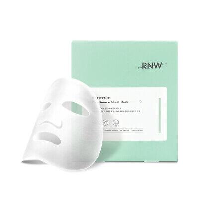 [RNW] DER. Esthe Cica Source Sheet Mask 27ml 10ea (1Box)