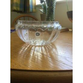 Darlington Glass bowl