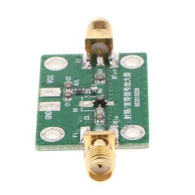 Rf Wideband Amplifier 30db Low-noise Broadband Module Receiver 0.1-2000mhz