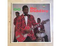 Bo Diddley – Go Bo Diddley (US reissue, 1986)