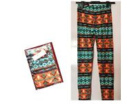Patterned leggings BNWT Size 10/12