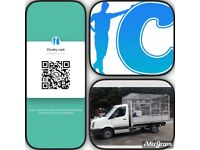RUBBISH REMOVAL , WASTE REMOVAL , HOUSE CLEARANCE , JUNK COLLECTION , MAN & VAN SERVICE , 24/4 ,