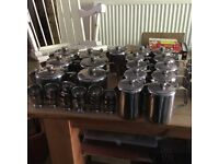 Job lot of stainless steel