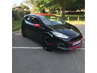 Ford Fiesta Limited Edition Black