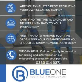 Your Bespoke Serviced Accommodation and Hotel Cleaning Company