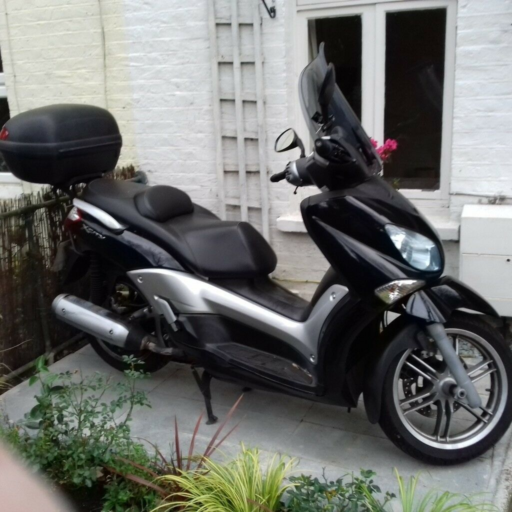 yamaha x city 250 in southall london gumtree. Black Bedroom Furniture Sets. Home Design Ideas
