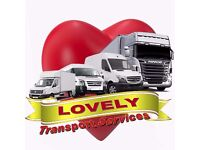 LOVELY SERVICES. STARTS FROM £15. MAN AND VAN SERVICES.