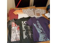 Boys large clothes bundle 6-7