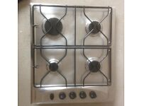 Gas hob - 4 ring (counter mounted)