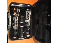 Yamaha B Flat Clarinet (resin)