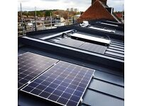 Electrical and site labour for Solar PV installations in the London area
