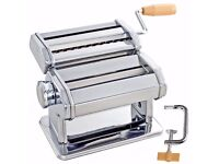 Food Lovers' Chrome Pasta Machine