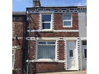 Three bedroomed property in Close House Bishop Auckland. Must see NO BOND DSS WELCOME