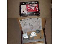 """14"""" TV & VCR Wall Bracket - Brand New - Fitzwilliam - £8"""