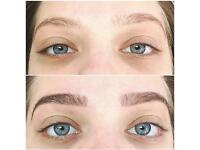Mobile Eyebrow Tinting