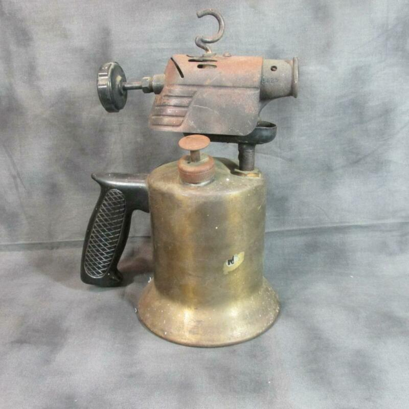 Antique Blow Torch 249-55425, Possibly Dunlap (?)