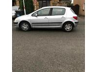 Peugeot 307 1.6 spare or repair
