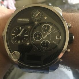 Diesel watch for sale make me an offer