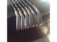 Callaway x2 hot irons, 5-PW, regular steel