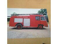 Bedford J2/TJ Fire Engine For Sale