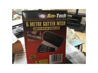 Gutter mesh. 6 M A m tech. 7 No new boxes job lot