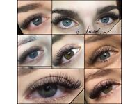 PROFESSIONAL EYELASH EXTENSIONS & BROW SCULPTING