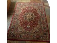 Rug for sale- good condition