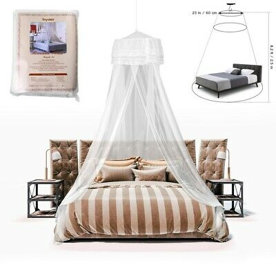 Large Mosquito Fly Insect Protection Net Bed Canopy for Home/Travel Garden Gift