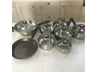 Judge Stainless Steel Saucepans