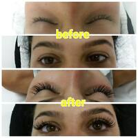 Do You Want Beautiful Long Lashes?  $40 OFF