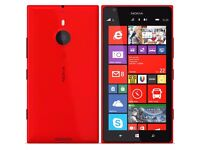 **** NOKIA LUMIA 1520 UNLOCKED TO ALL NETWORKS ****
