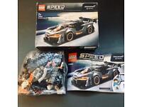 Lego McLaren Speed Champions 75892 complete vgc