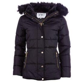 Elle Womens Zoe Down Jacket - 50% Off! Brand New, Size 10