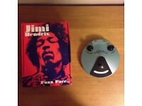 Jim Dunlop Jimi Hendrix Fuzz Face JH-F1 Guitar Pedal RRP £160