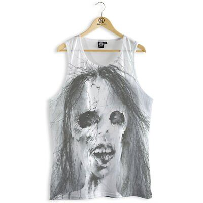 NEW Beloved Shirts SCARY GIRL Tank Top SMALL-2XLARGE CUSTOM MADE IN THE USA - Scary Customs