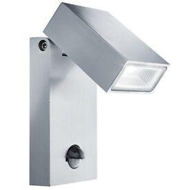 Contemporary LED Outdoor Spotlight, brand new in box