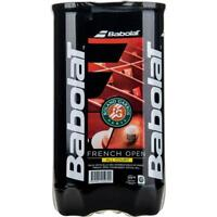 ed28ccaa1d9 Tennis Ballen - Babolat French Open All Court 2-Pack