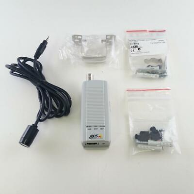 Axis M7001 Covert Video Encoder Surveillance Camera Kit 0298-001