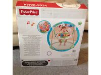 Fisher price rainforest jumperoo boxed as new