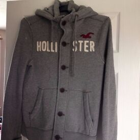 mens Hollister hoody - size Medium