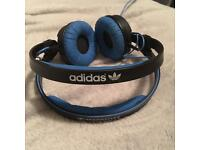 Limited edition adidas headphones