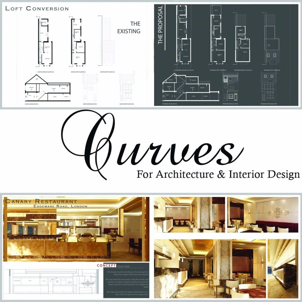 Affordable Architectural And Interior Design Services Extension Loft Planning Drawings Auto Cad