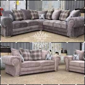 Limited stock these stylish chesterfield style corner sofas free delivery 07808222995