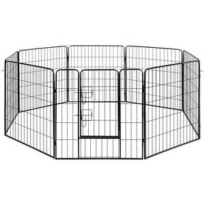Dog Playpen Crate Fence Puppy & Pet Exercise Cage 170070 Mount Kuring-gai Hornsby Area Preview