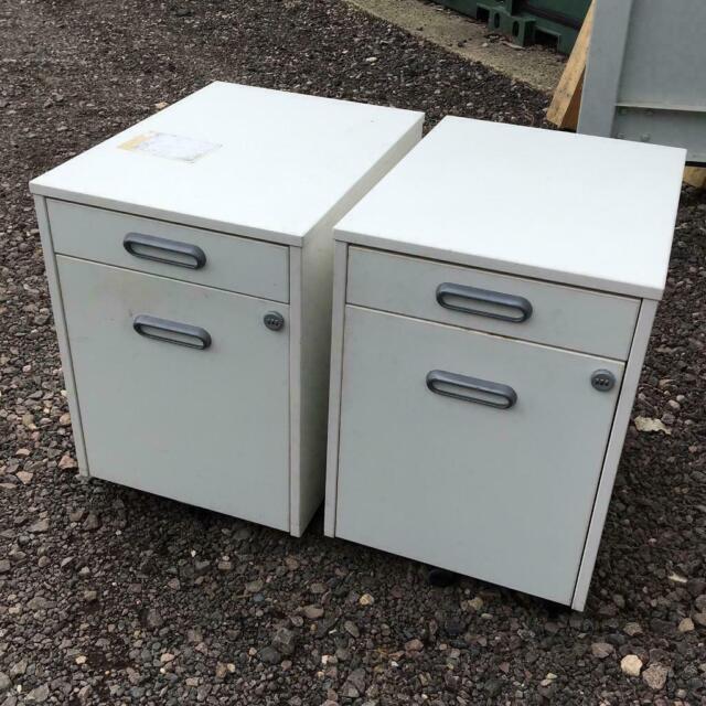 Awe Inspiring 2X Ikea Galant White Under Desk Drawer Units On Casters In Cheltenham Gloucestershire Gumtree Beutiful Home Inspiration Truamahrainfo